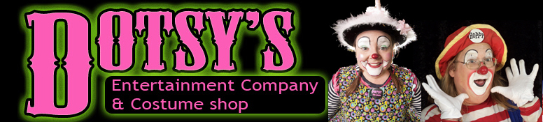 Dotsy's Entertainment Co Logo